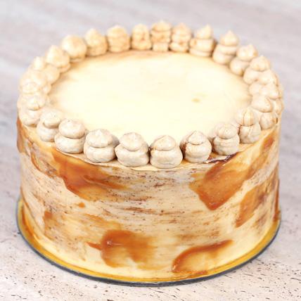 Rich Caramel Cake Half Kg