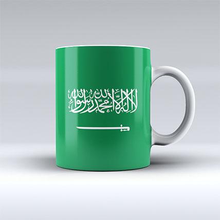 Designer Saudi Arabia Mug