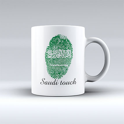 Suadi Touch Mug
