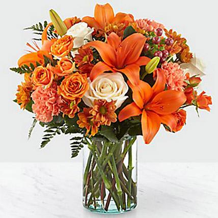 Fascinating Floral Arrangement