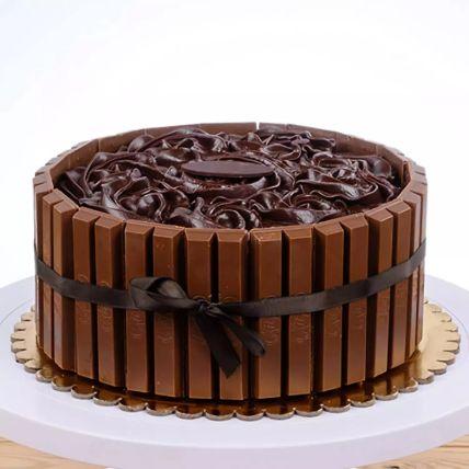 Kitkat Chocolate Cake 8 Portion