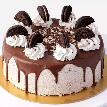 Oreo Cake 8 Portion