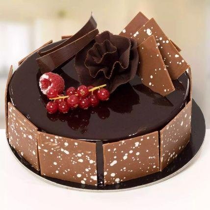 Delicious Fudge Cake 8 Portion