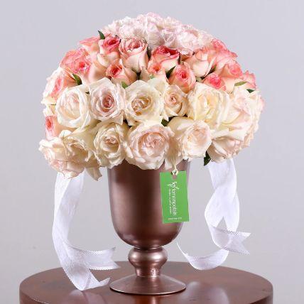 Trophy Of Delightful Flowers