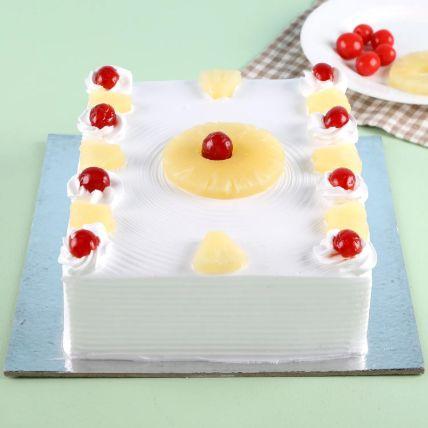 Exotic Pineapple Cake 1 Kg