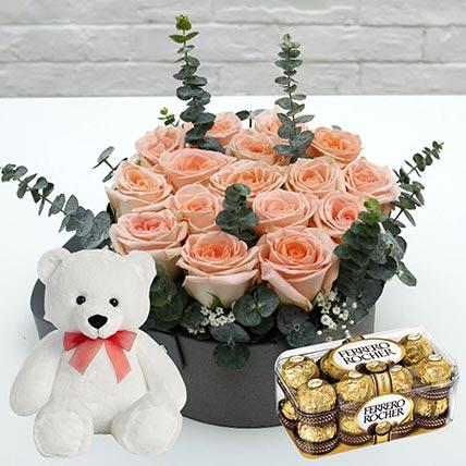 Ferrero Rocher & Roses Delight