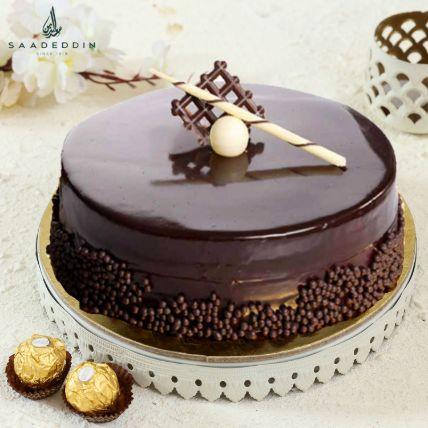 Sub Chocolate Cake