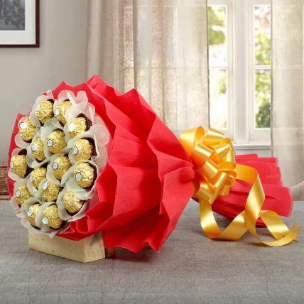 24Pcs Ferrero Bouquet