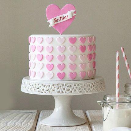 Graceful Love Chocolate Cake 1 Kg