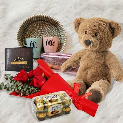 Valentines Day Premium Hamper