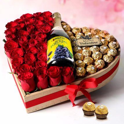 Be My Valentine Combo