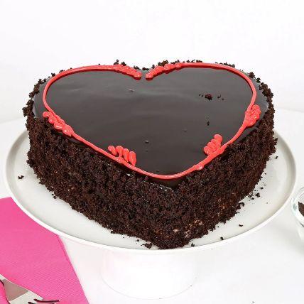Fabulous Heart Cake 1 Kg