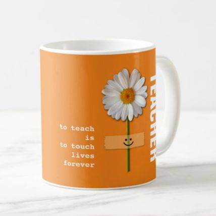 Teaching is Forver Mug