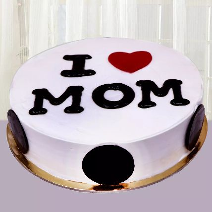 I Love Mom Cake 1.5 Kg