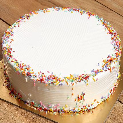 Rainbow Cake 1.5 Kg