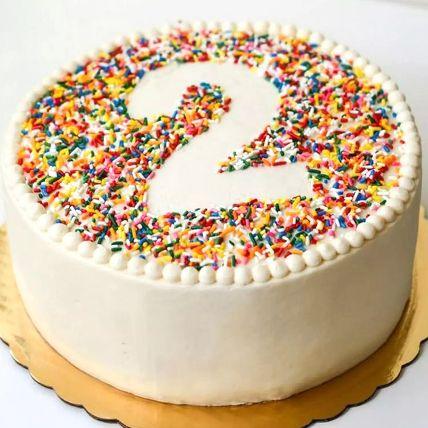Confetii Celebration Cake Half Kg