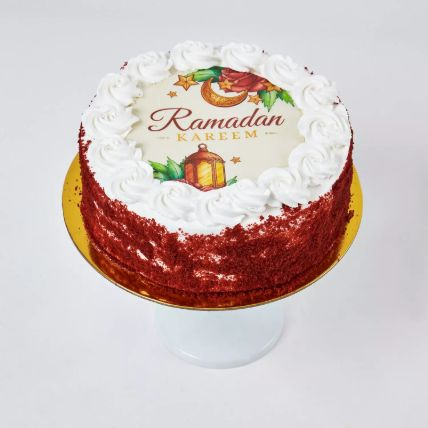 Ramadan Kareem Cake Half Kg