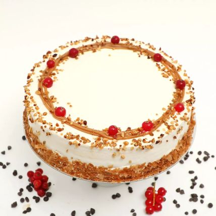 Yummy Butterscotch Cake 1.5 Kg