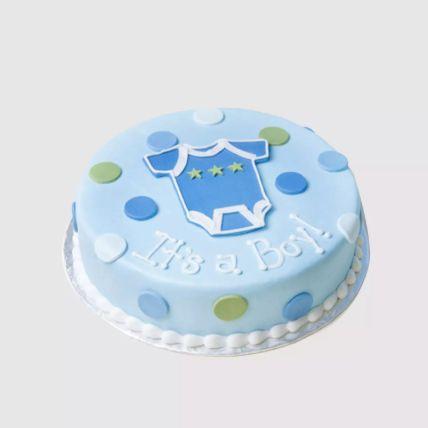 Baby Romper Designer Cake 1.5 Kg
