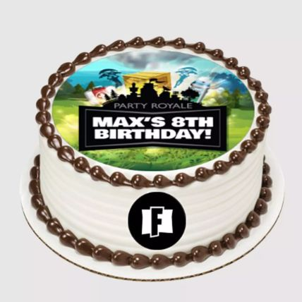Party Royale Chocolate Cake 2 Kg