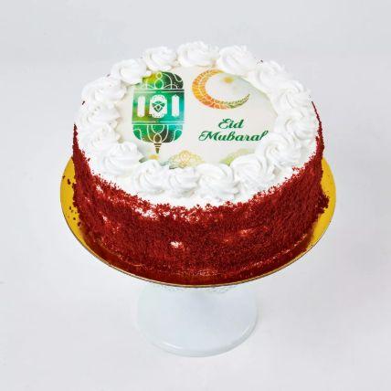 Eid Mubarak Cake 8 Portion