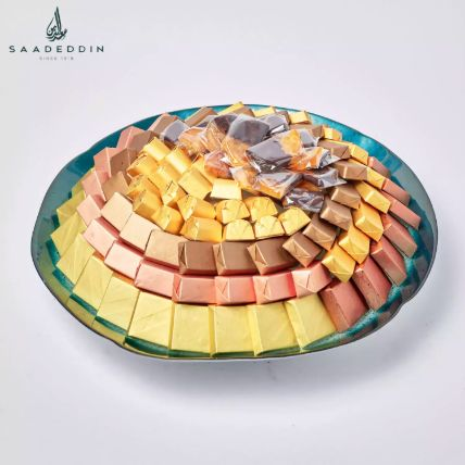 Assorted Chocolate Platter 2 Kg