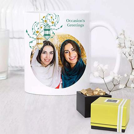 Mug With Patchi Chocolate 250 Gms