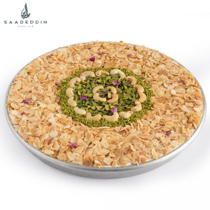 Assorted Maamoul Madd Nuts Delight 500 Gms
