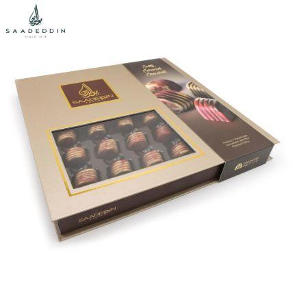 Salty Caramel Chocolate Box 500 Gms