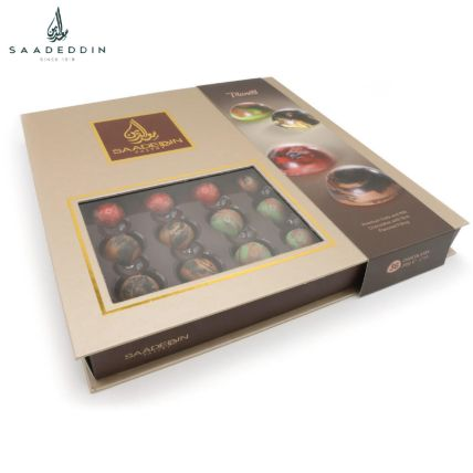 Scrummy Planet Chocolate Box 160 Gms
