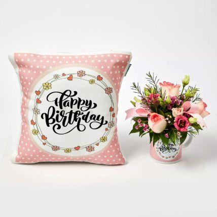 Birthday Wishes Hamper
