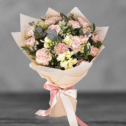 Beautiful Carnation Bouquet