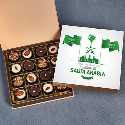 National Day Assorted Chocolates Box