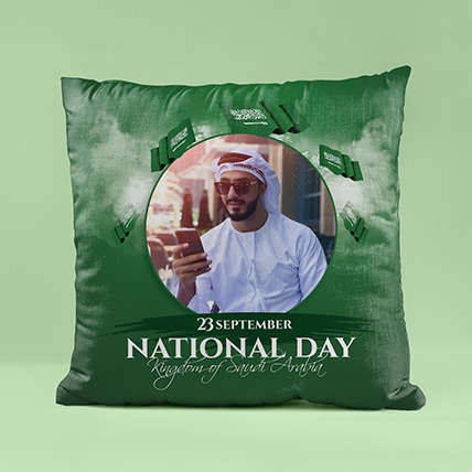 National Day Special Cushion