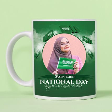 National Day Wishes Mug