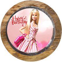 Stylish Barbie Cake