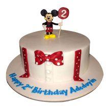 Mickey Cartoon Cake