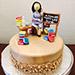 Best Teacher Fondant Cake 1 Kg