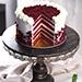 Half Kg Creamy Red Velvet Cake for Birthday