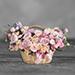 Ravishing Mixed Flowers Basket