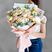 Exotic Mixed Roses Bouquet