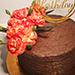 Happy Birthday Chocolate Cake- Half Kg