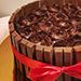 Kitkat Boundary Chocolate Cake- 1.5 Kg