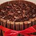 Kitkat Boundary Chocolate Cake- Half Kg